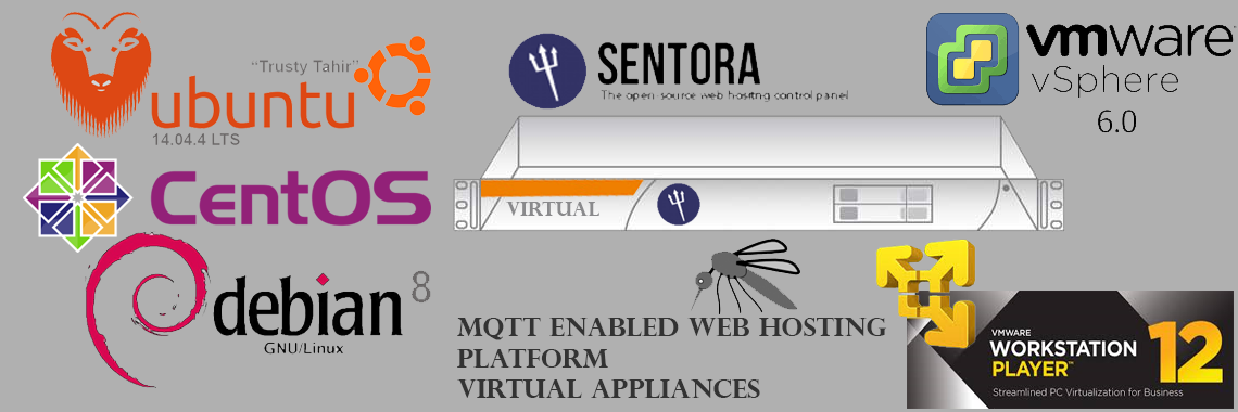 Sentora Virtual Appliances
